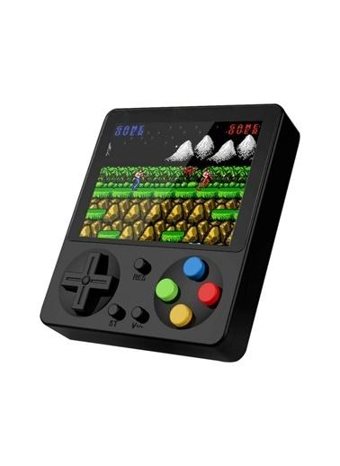 Retro 3.0 Inç Hd Lcd Ekran Taşınabilir Atari 333 Oyunlu Gameboy Oyun Konsolu Renkli
